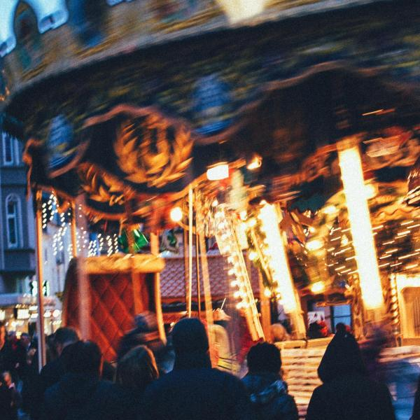 German Christmas Market, Winter (3)