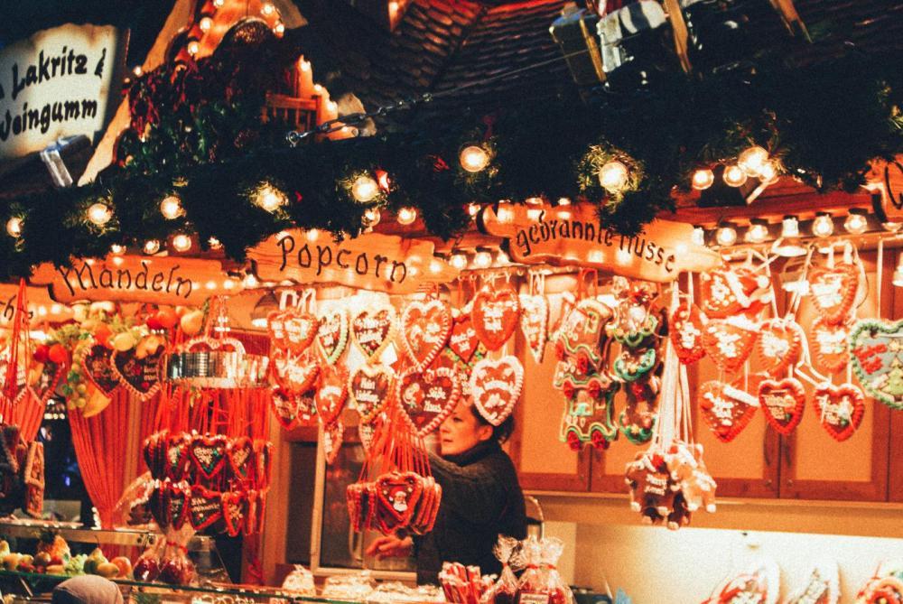 German Christmas Market, Winter (4)
