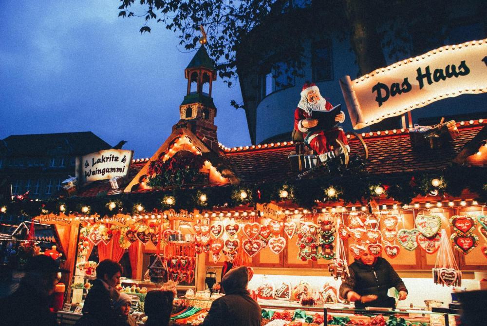 German Christmas Market, Winter (5)