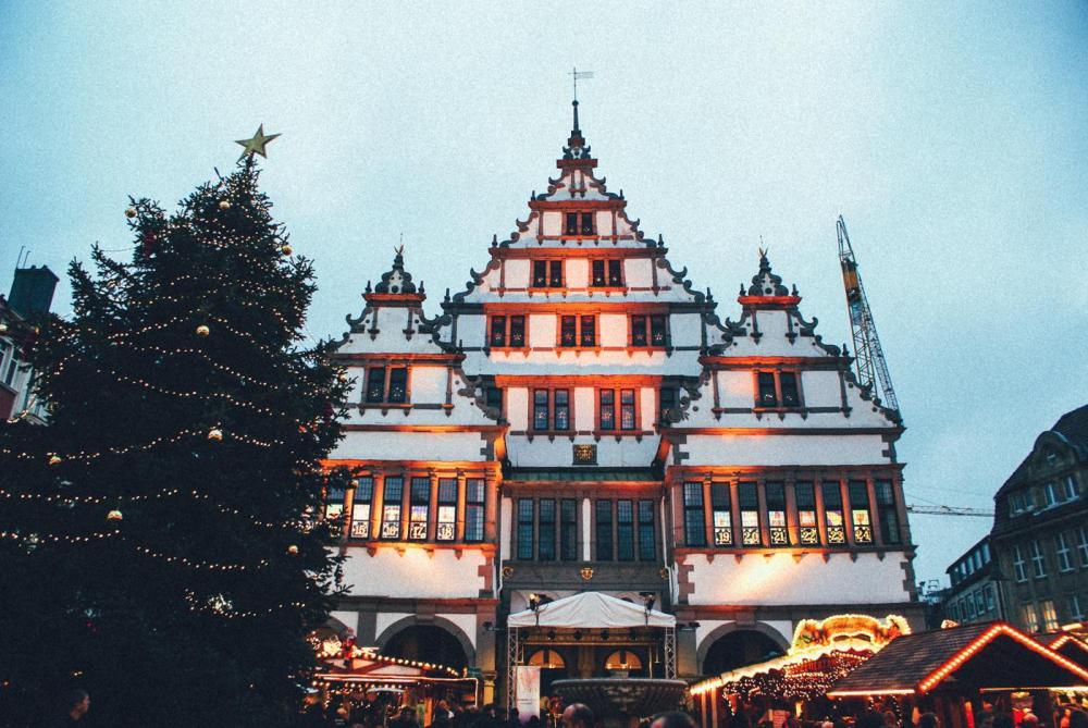 German Christmas Market, Winter (7)