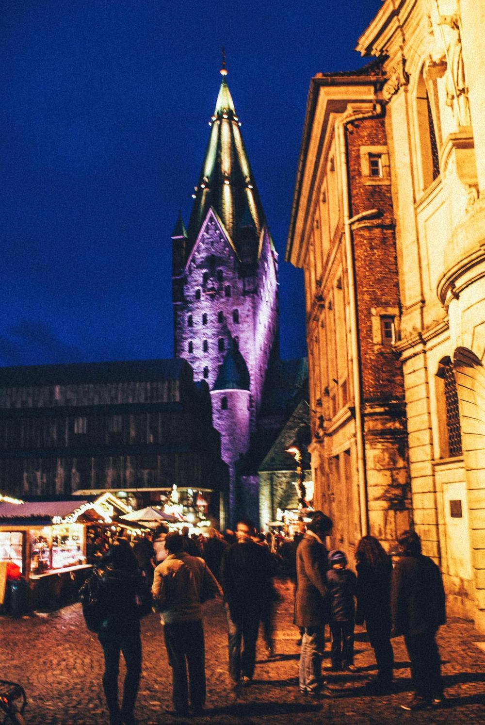 German Christmas Market, Winter (8)