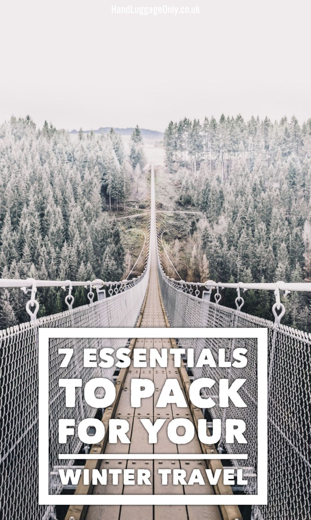7 Essential Things You Have To Pack For Your Winter Travel!