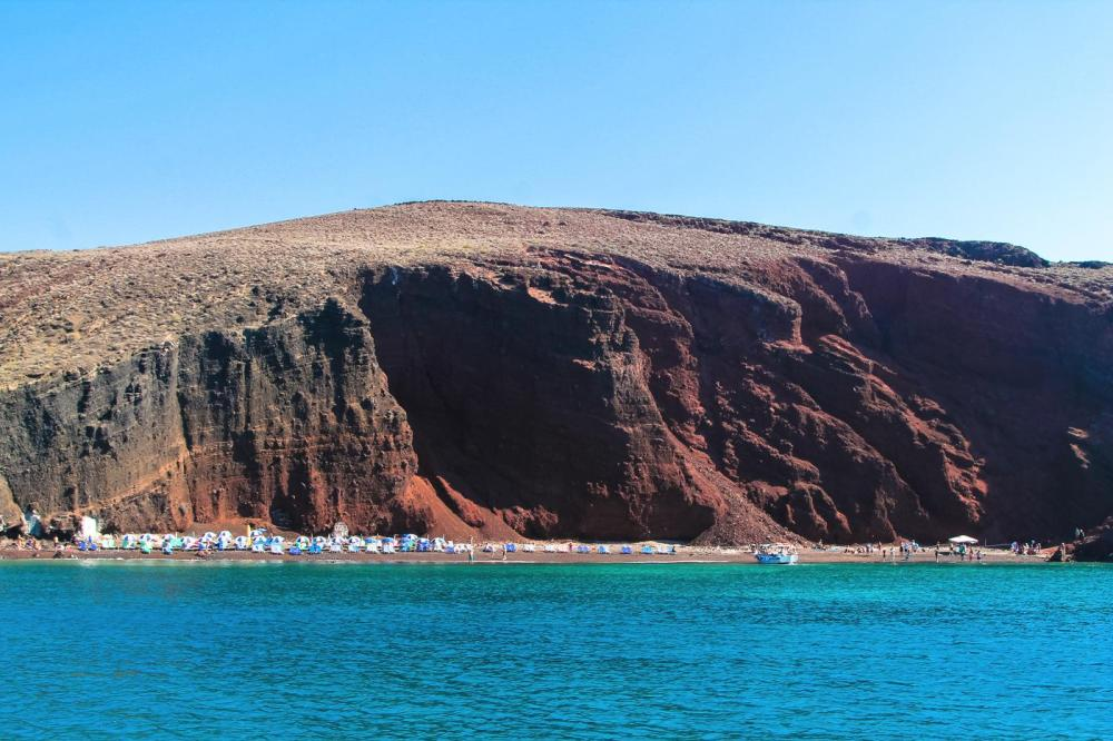 Things To Do When Sailing Around Santorini... (15)