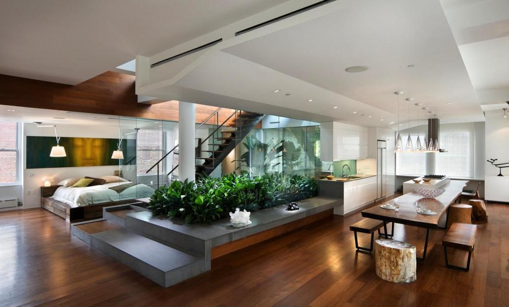 12 Amazing New York Loft Apartments That Will Give You A Serious Case Of Home Envy! (4)
