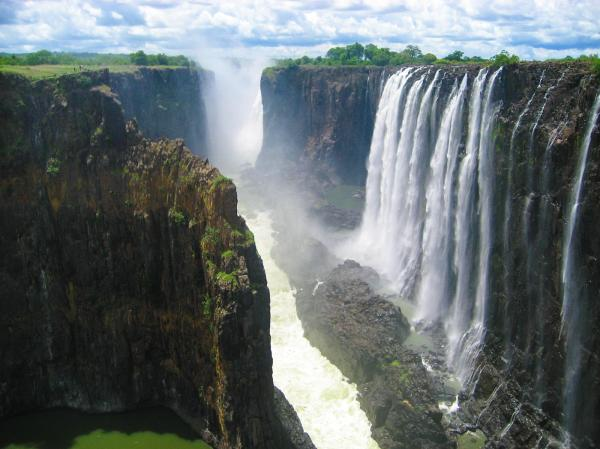 Amazing Waterfalls World Travel - Hand Luggage