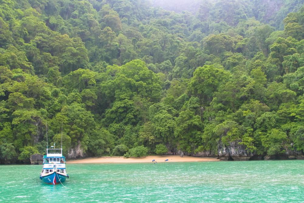 Things To Do When Sailing From Island To Island in Phang Nga Bay, Phuket, Thailand: The 2nd Part (39)