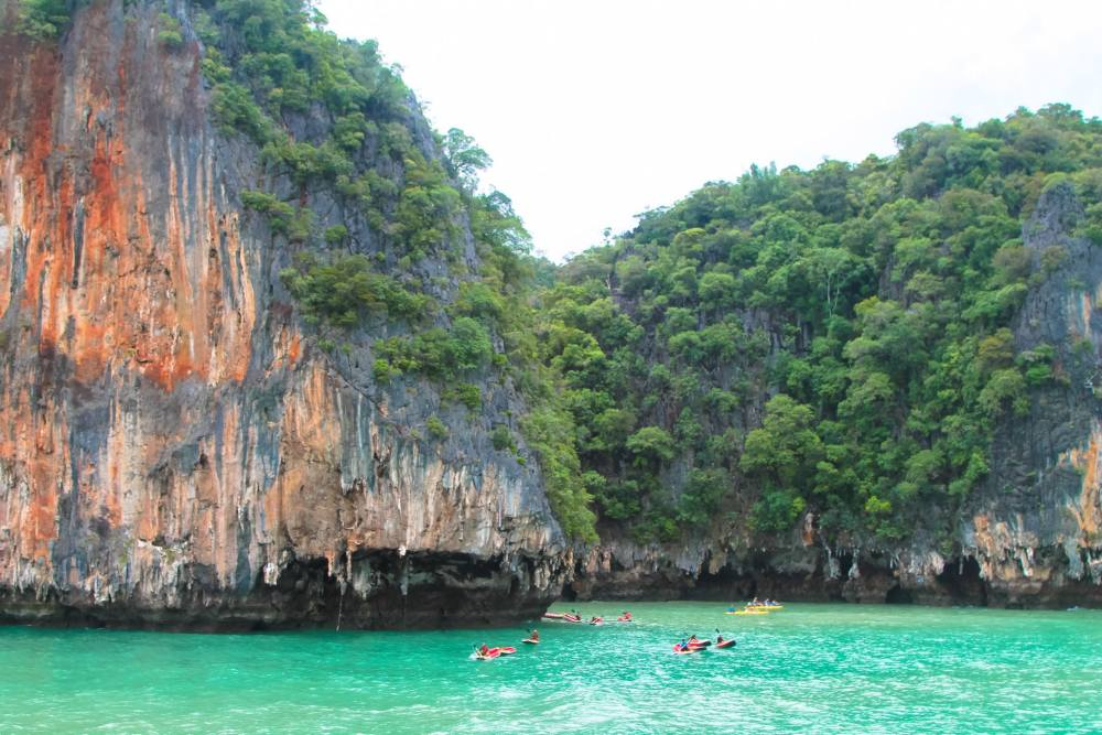 Things To Do When Sailing From Island To Island in Phang Nga Bay, Phuket, Thailand: The 2nd Part (34)