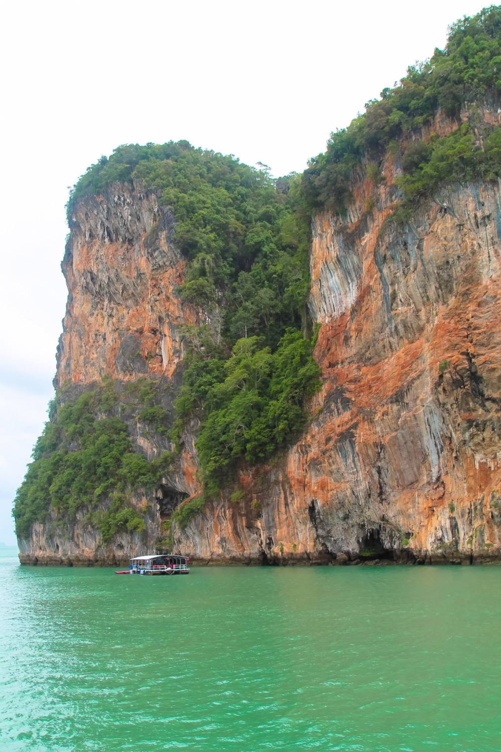 Things To Do When Sailing From Island To Island in Phang Nga Bay, Phuket, Thailand: The 2nd Part (29)