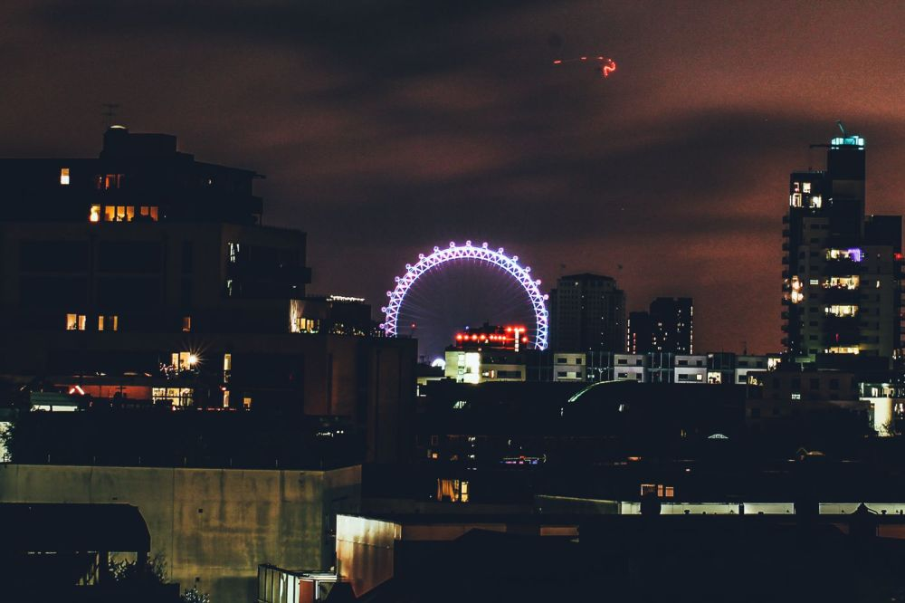 A Typical London New Year