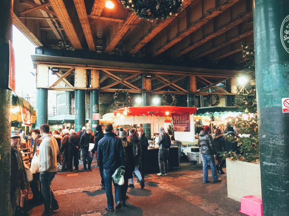 Hog Rolls and Hot Cider in Borough Market, London (21)