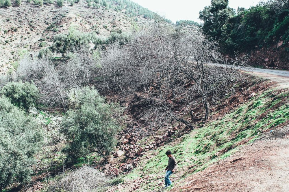 An Afternoon In A Berber Village in Morocco (4)