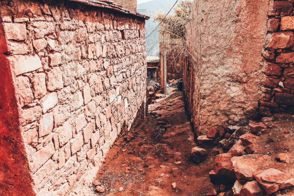 An Afternoon In A Berber Village in Morocco (9)