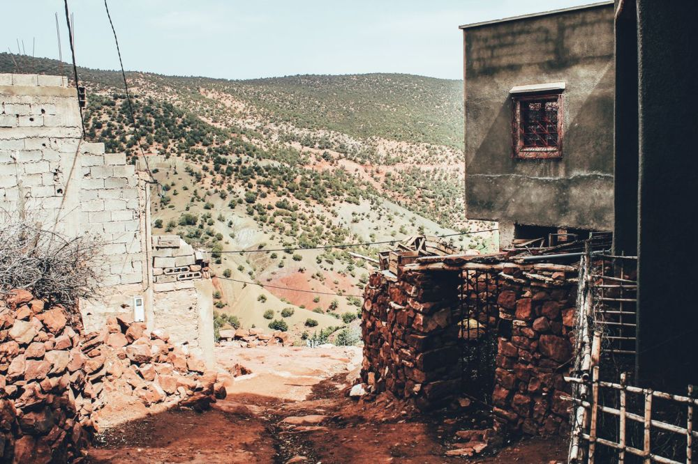 An Afternoon In A Berber Village in Morocco (10)