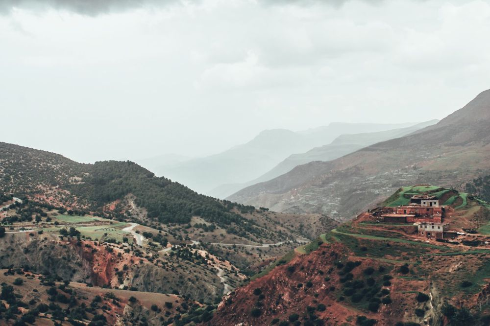 An Afternoon In A Berber Village in Morocco (24)