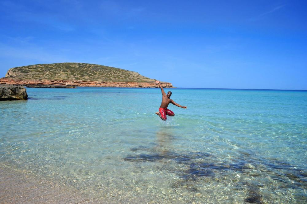 Sunny Beaches, Blue Seas, Glowing Spanish Sunsets And Delicious Food.... The Ibiza Diaries! (9)