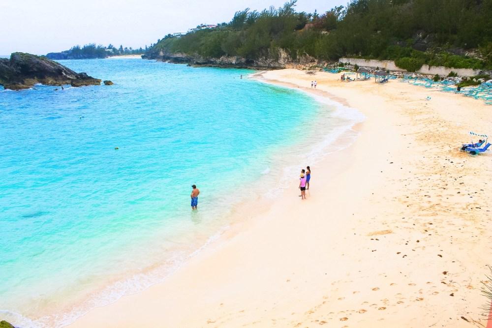 #BreakTheInternet Horseshoe Bay, Bermuda, The Fairmount Southampton Private Beach Club (6)
