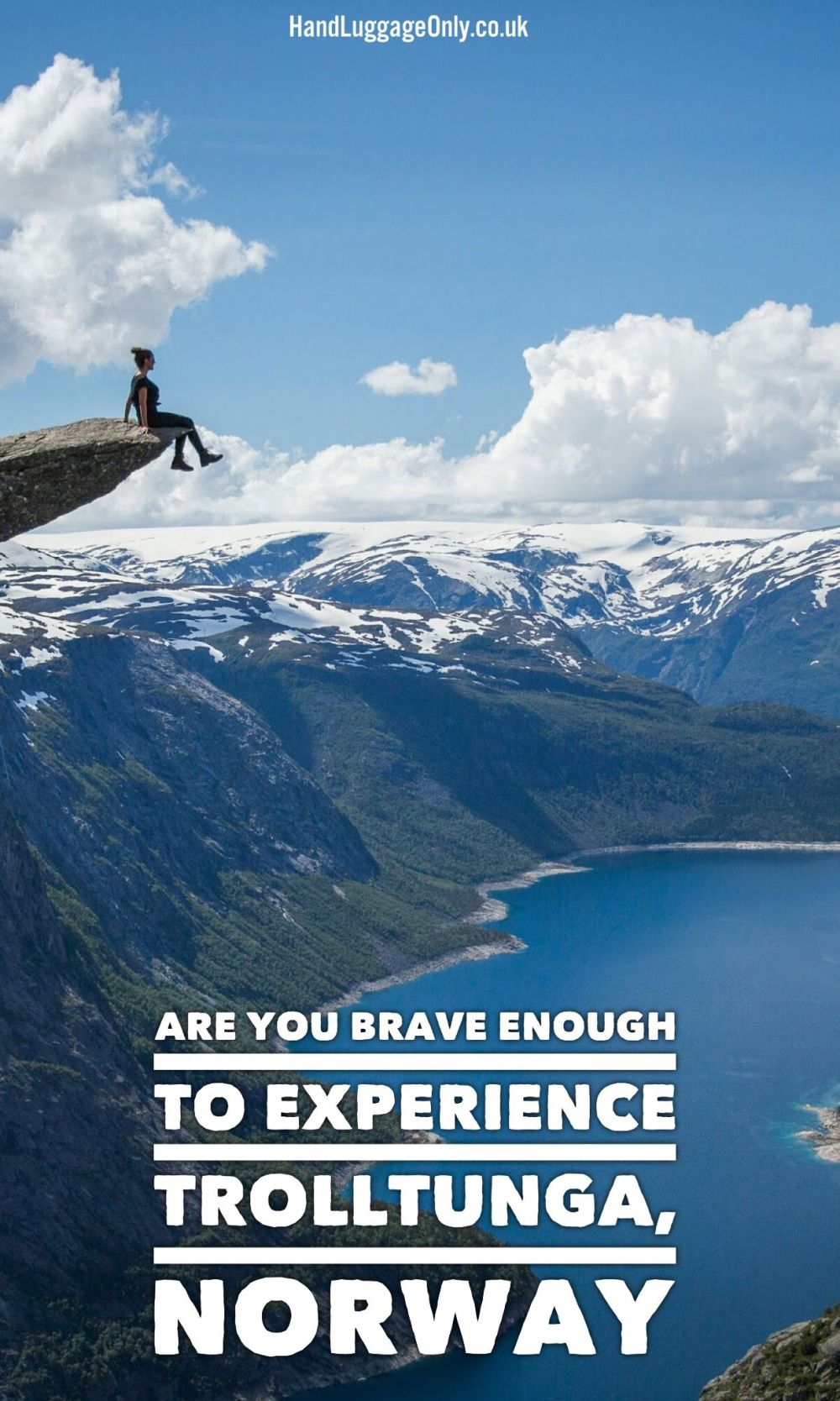 Are You Brave (Or Crazy) Enough To Do This?