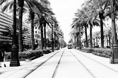 Black and White Photos of People & Places in New Orleans, Louisiana, United States Of America, USA (6)