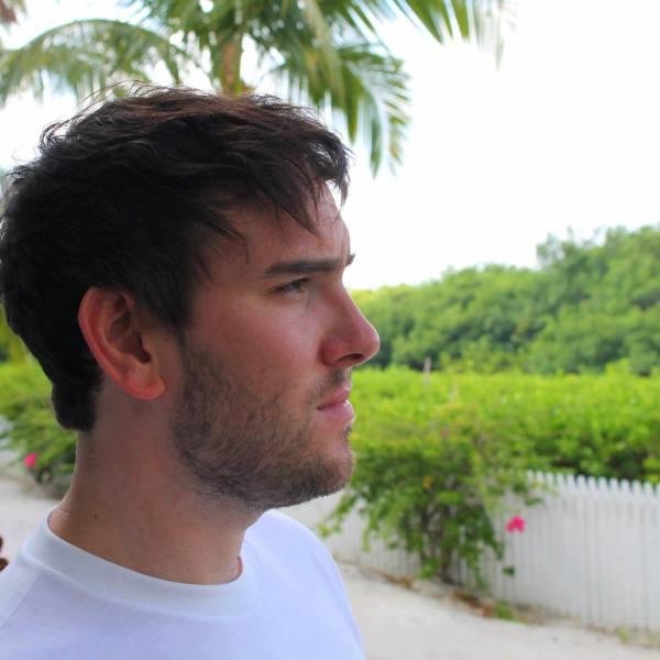Lloyd in Key West, Florida, USA