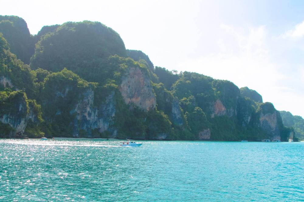 Phi Phi Islands, Thailand. A Photo Diary... (1)