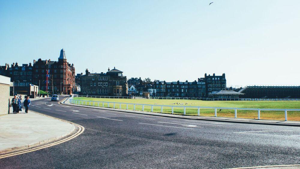 Walking Around St Andrews, Scotland, United Kingdom (6)