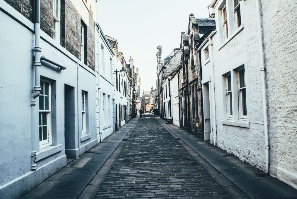 Walking Around St Andrews, Scotland, United Kingdom (45)