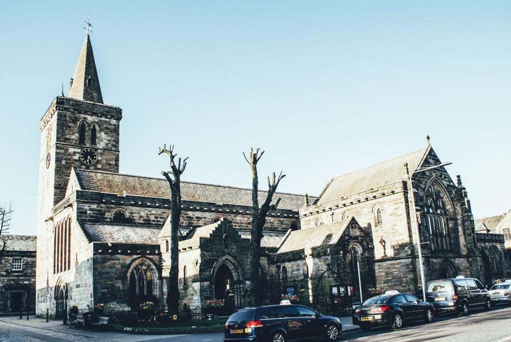 Walking Around St Andrews, Scotland, United Kingdom (50)