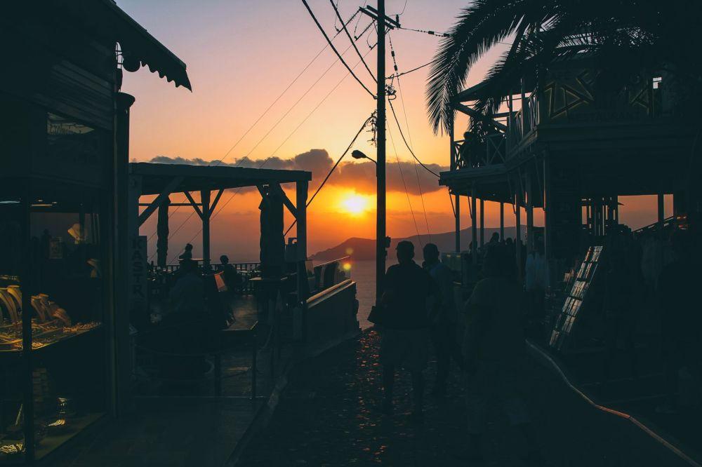 Conquering Volcanos in Santorini, Caldera, Sailing, Boat Trip, Greece (35)