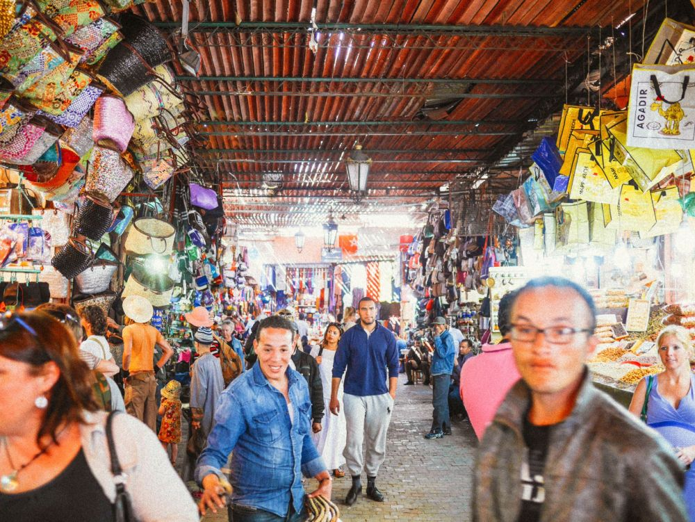 Moroccan Days: Afternoons in Marrakesh... (32)