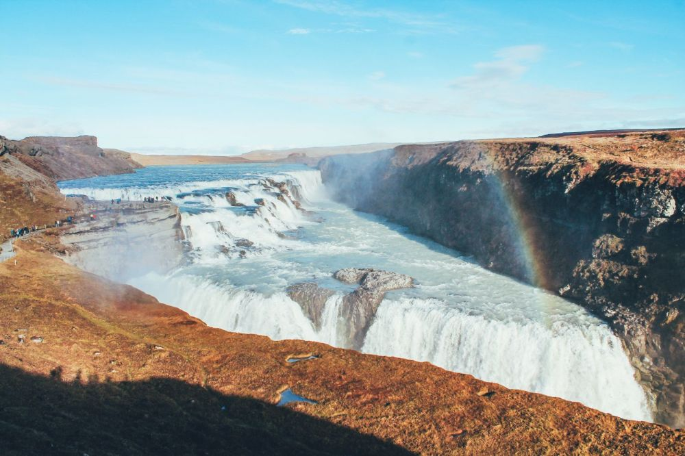 3 Amazing Waterfalls You Have To Visit In Southern Iceland + Plus A Tour Around Reykjavik (8)