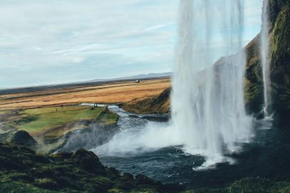 3 Amazing Waterfalls You Have To Visit In Southern Iceland + Plus A Tour Around Reykjavik (33)
