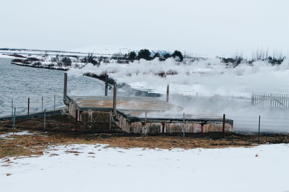 The 1st Day in The Land Of Fire and Ice - Iceland! Lava Baking, Geo-Thermal Pools & The Golden Circle (Part 1) (5)