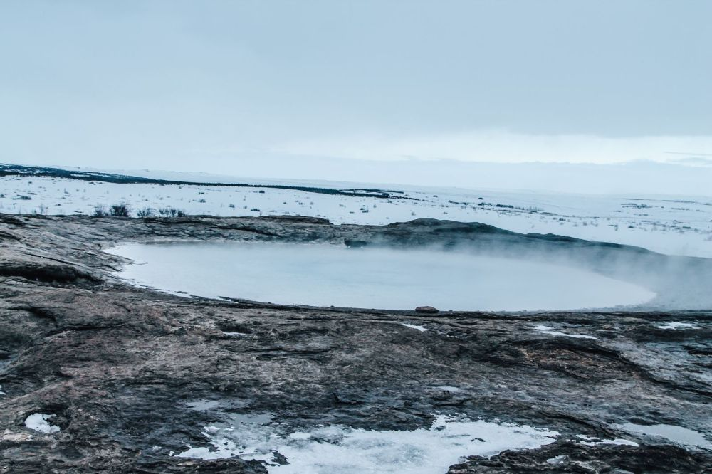 The 1st Day in The Land Of Fire and Ice - Iceland! Lava Baking, Geo-Thermal Pools & The Golden Circle (Part 2) (25)