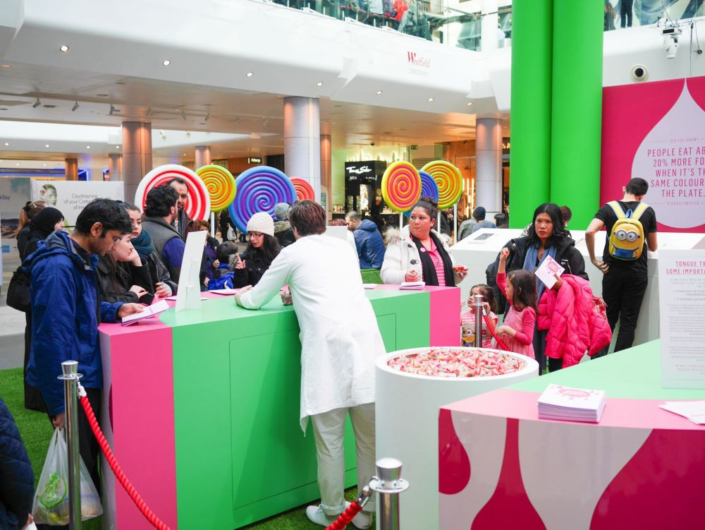 This Is A Really Fun Thing To Do In London! Tongue Twister, London, White City, Westfield (48)