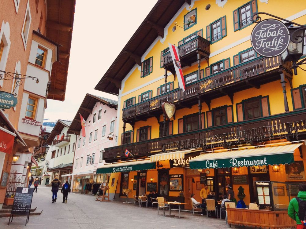 7 Photos from Zell Am See, Austria! (2)