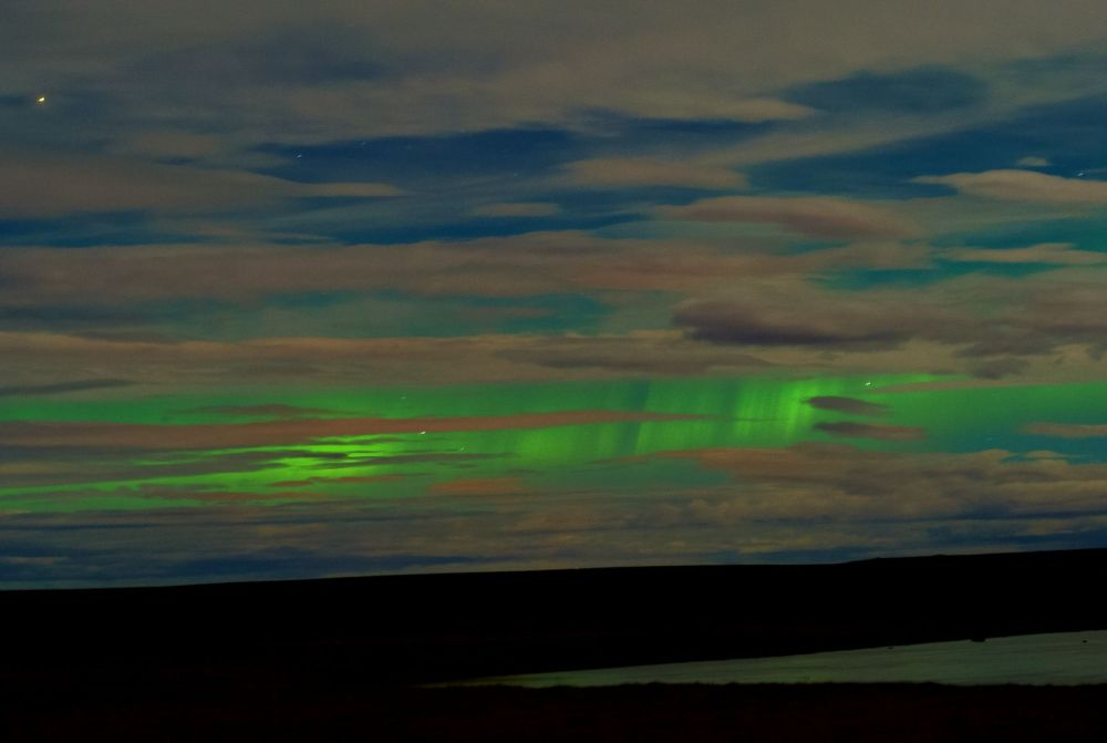 The Northern Lights, Eyjafjallajökull And Þingvellir National Park (13)