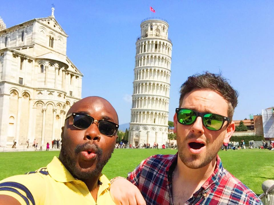Yaya and Lloyd Selfies Hand Luggage Only Is 1 Year Old Today! Woohoo!!! Blogiversary Anniversary (3)