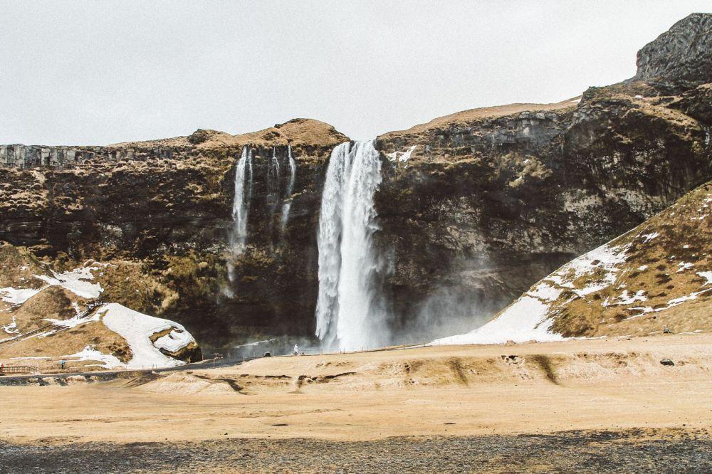 Seljalandsfoss and Skógafoss Waterfalls in Iceland plus Icelandic Lamb and rainbows (1)
