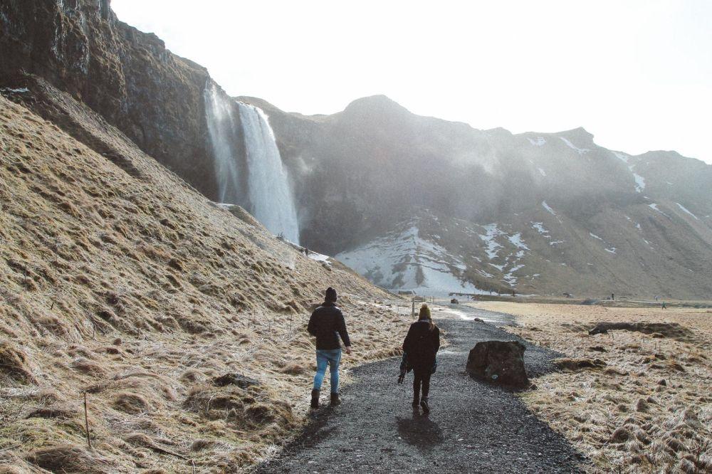 Seljalandsfoss and Skógafoss Waterfalls in Iceland plus Icelandic Lamb and rainbows (17)