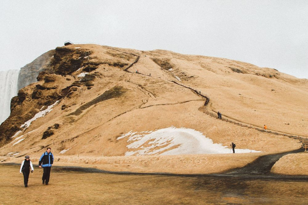 Seljalandsfoss and Skógafoss Waterfalls in Iceland plus Icelandic Lamb and rainbows (46)