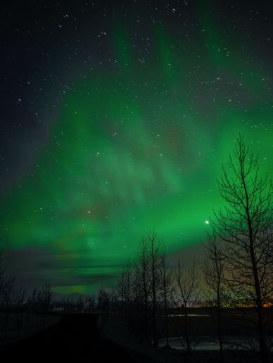 The Northern Lights in Iceland and Hotel Laki - www.HandLuggageOnly.co.uk (3)
