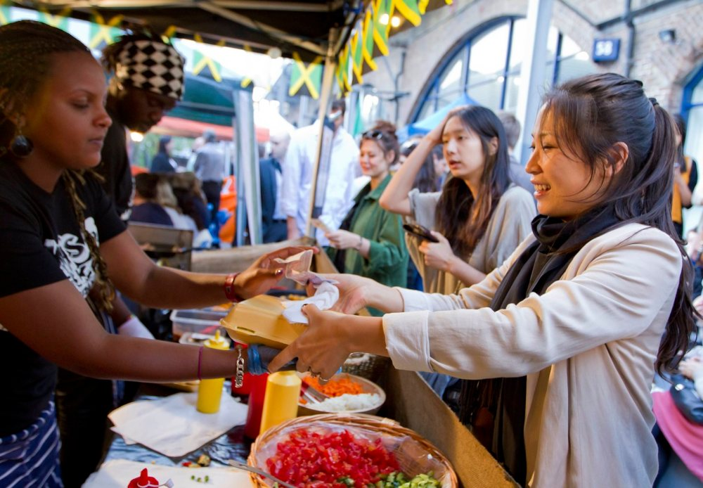 14 Amazing Street Food Markets You Have To Visit In London! (3)