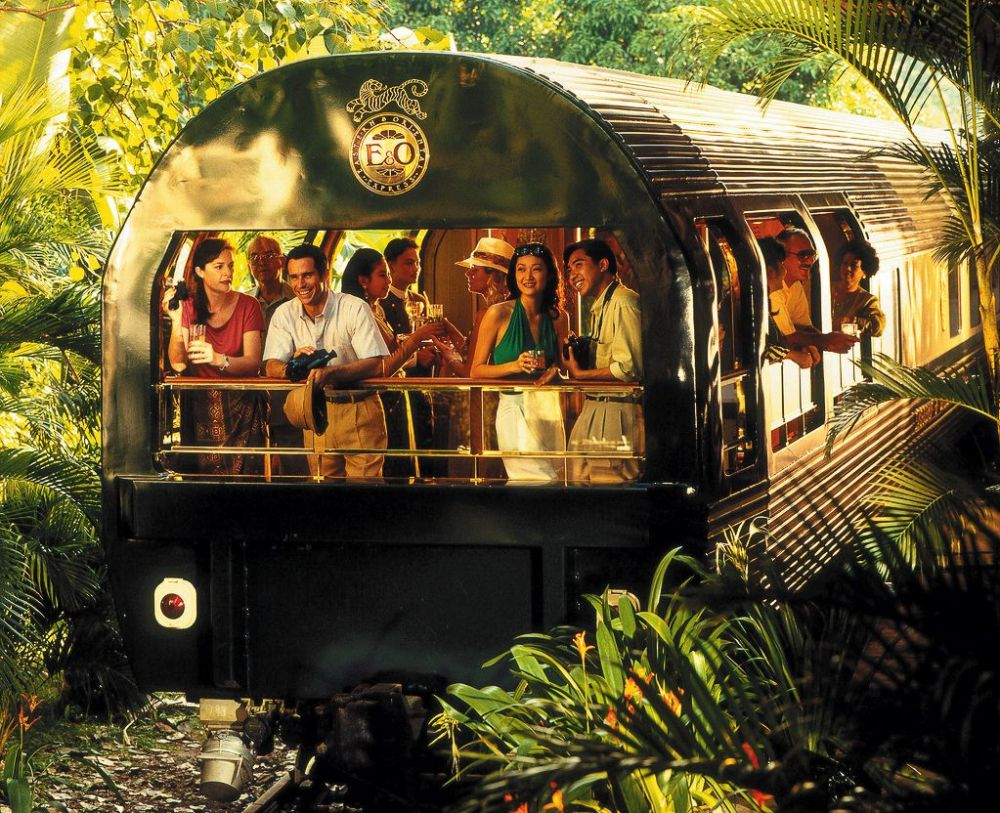 The 15 Most Beautiful Train Journeys Across The World You Have To Travel On! (8)