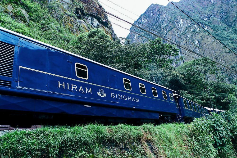 The 15 Most Beautiful Train Journeys Across The World You Have To Travel On! (20)