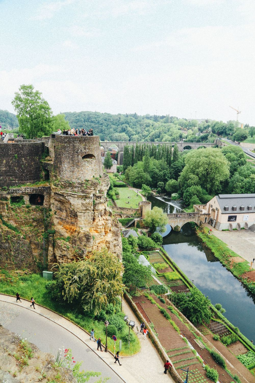 First Impressions of Luxembourg - The Only Grand Duchy In The World! (8)