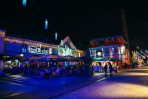 Luxembourg City Nightlife