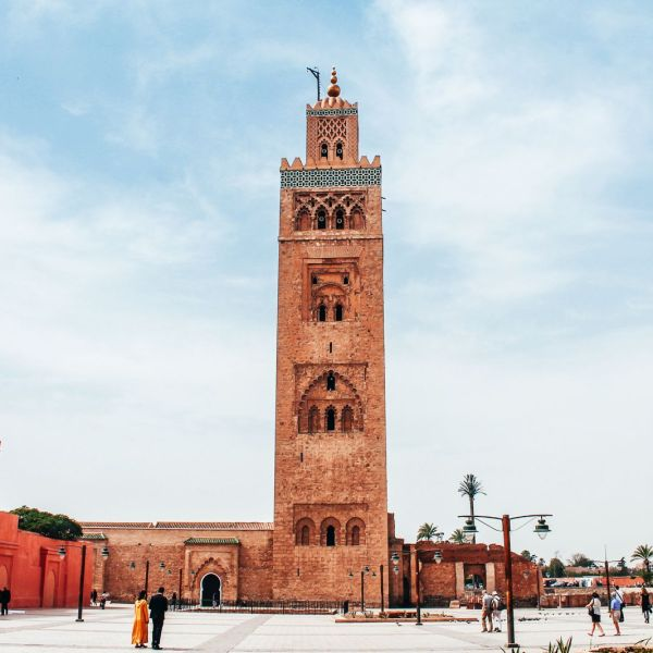 Bahia Palace... Marrakesh, Morocco. A Photo Diary. (1)