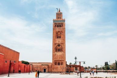 Bahia Palace... Marrakesh, Morocco. A Photo Diary. (1)