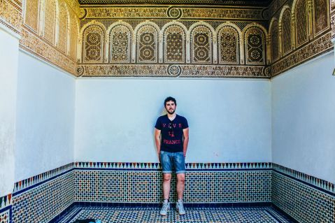 Bahia Palace... Marrakesh, Morocco. A Photo Diary. (21)