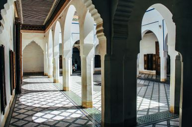 Bahia Palace... Marrakesh, Morocco. A Photo Diary. (30)